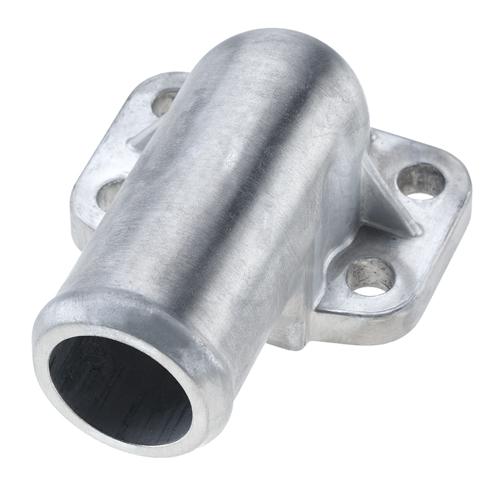 Flange aluminium cast