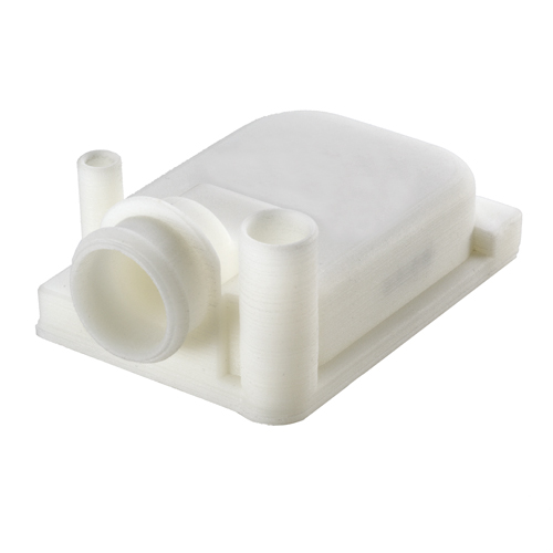 Rapid manufacturing - plastic part