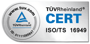 TÜV-Cert-ISOTS16949
