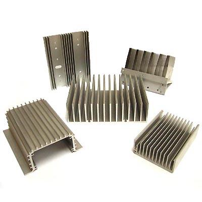 Aluminium profile 2
