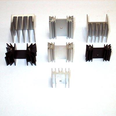 Aluminium profil segments