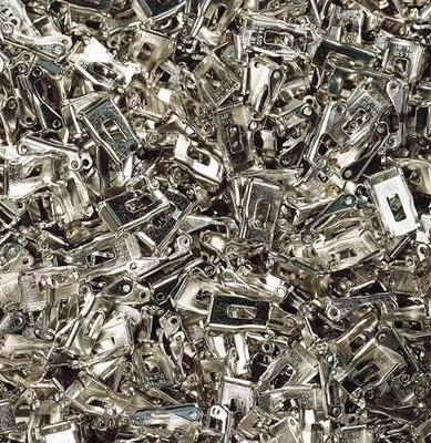 Galvanic zinc plating parts