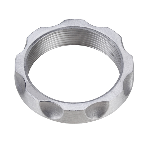 Clamping nut die casting