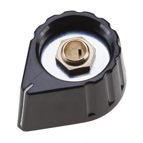 Industrial plastic knob