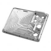 Aluminium milling part
