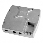 housing aluminium cast
