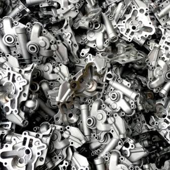aluminium cast parts