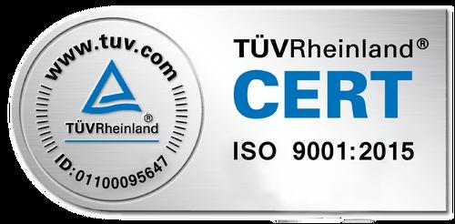 TÜV-Cert-ISO 9001_2008
